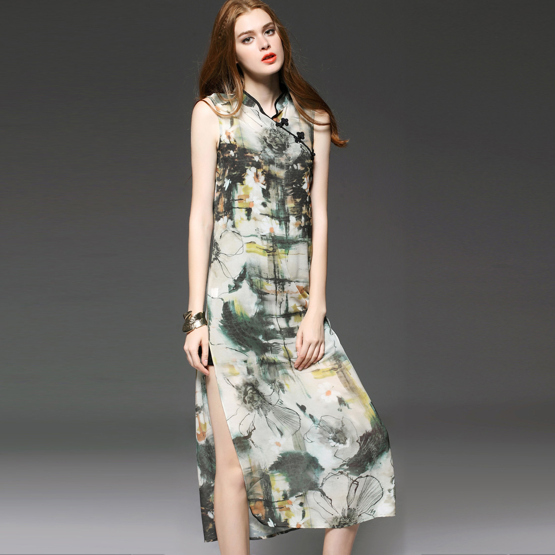 2015 Summer Style New Women 39 S Casual Fashion Runway Style