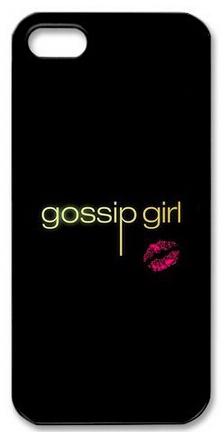 Popular TV series Gossip Girl Flaming lips hard phone case For Iphone 5s 6plus samsung s3 4 5 6 mini edge cover art works(China (Mainland))