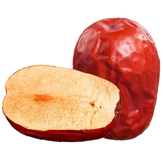 Freeshipping Xinjiang red date Chinese red dater or Jujube Dried fruit Green nature food 500g bag