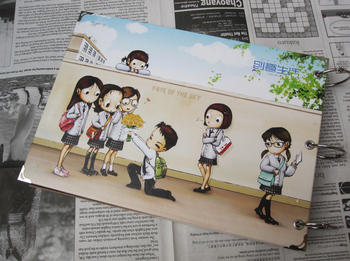 Graduation gift personalized diy handmade photo album romantic lovers gift