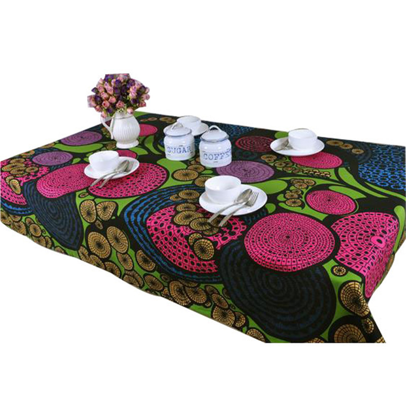 2015 American Country Style Table Cloth Multicolor Mushroom Mediterranean Coffee Tablecloth Table Cover Tablecloths(China (Mainland))