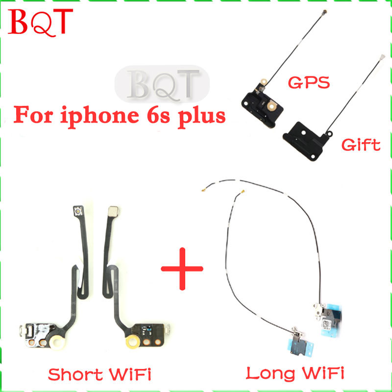 Brand NEW Signal Antenna Flex Cable for iphone 6s Plus WiFi Flex & GPS Antenna Signal Cover High Quality(China (Mainland))