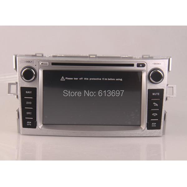 Dual 7 Inch Touch Screen Dual 7 Inch Touch Screen