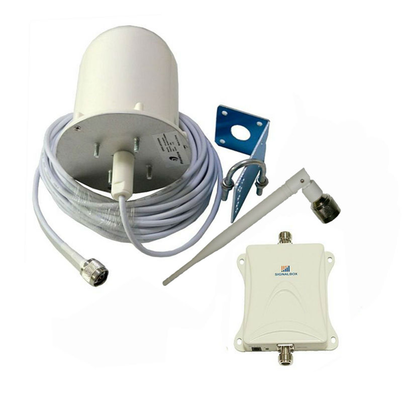 1800MHz GSM Amplifier 70dB Mobile Phone Signal Antenna Booster Repeater(China (Mainland))