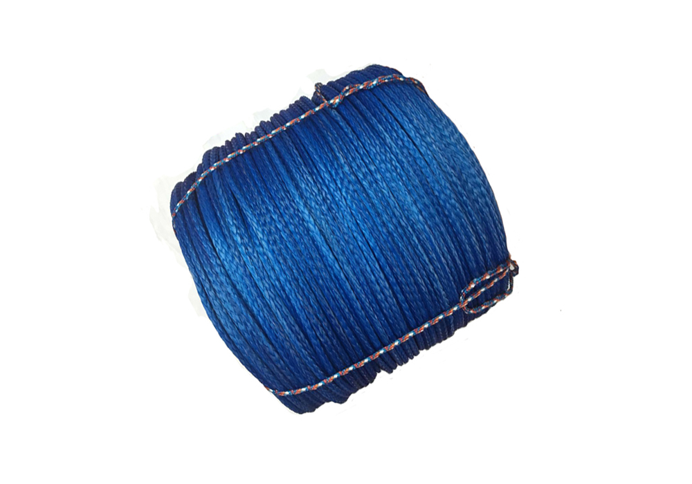 Free shipping 4mm x 200m synthetic winch cable/rope towing rope for ATV/UTV/off-road Red/Grey/Blue/Orange/Yellow colors(China (Mainland))