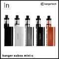 Original Kanger Subox Mini C Starter Kit 50w 0 5ohm Kangertech Protank5 Atomizer Kbox Mini 510