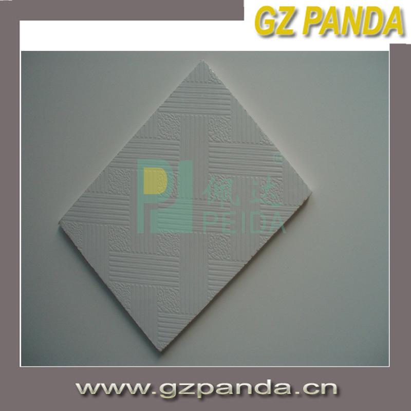 Plasterboard Ceilings PVC Gypsum Board Ceiling(China (Mainland))