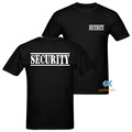 Special Force Unit Military Police Staff Security T Shirt Men Women Summer Fashion Top Work Shirt