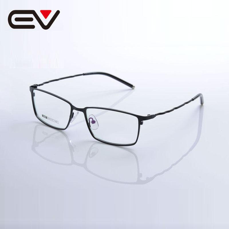Glasses Frames Metal : Unisex Stainless Steel Glasses Frame Retro Men Metal ...