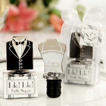 Wedding Gifts For Groom Party : Wedding Gifts For Couple Fashion Bride And Groom Red Wine Stopper-in ...