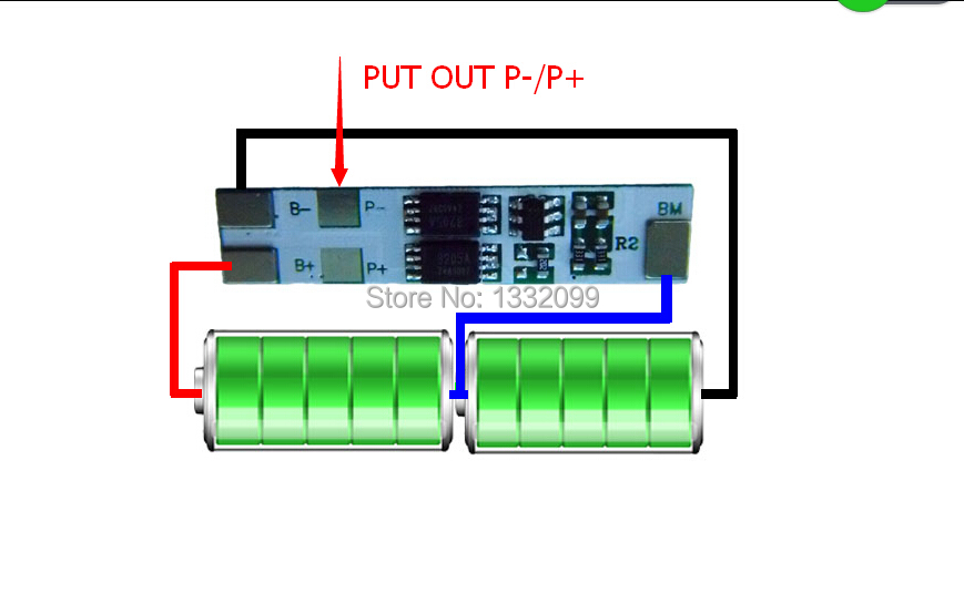 Pcb Circuit Board Battery Protection Board Croons 7