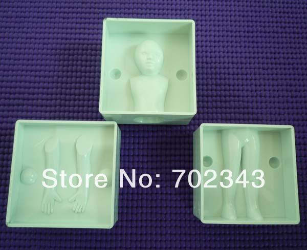 New Child Shape Cake Mold Cake Decoration Stencil Fondant Gum Paste Mold(China (Mainland))