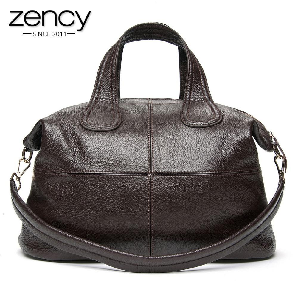 2014 New Fashion Genuine Leather Women Handbag Ladies Satchel Messenger Cross