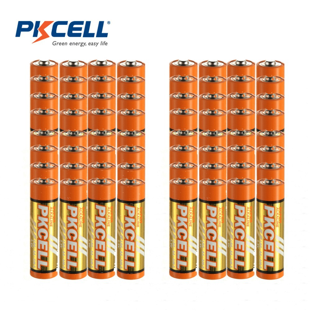 80Pcs/PKCELL Brand  AA 1.5V LR6 Dry Battery Primary Battery for Remote Control and so on <br><br>Aliexpress