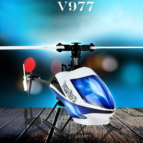 WLtoys V977 Power Star X1 6CH 3D Brushless Flybarless RC Helicopter RTF 2.4GHz 6-axis Gyro Remote control toys drone(China (Mainland))