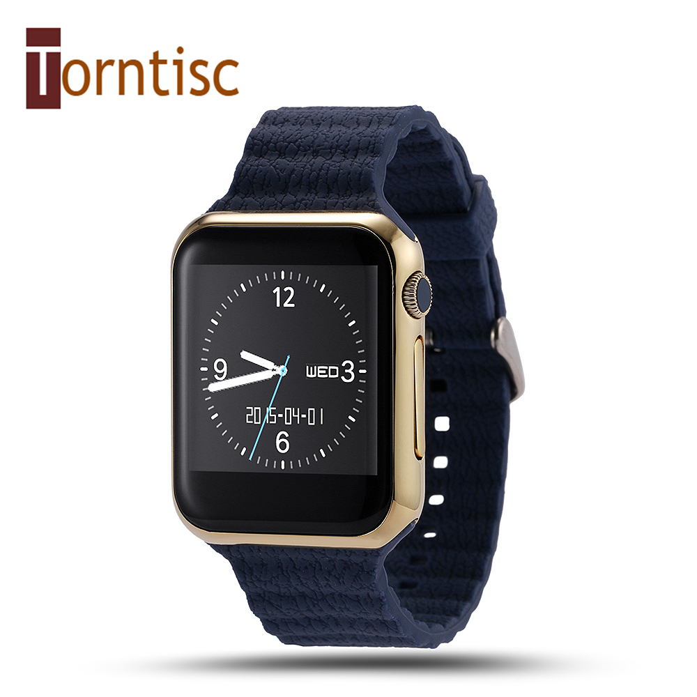 Torntisc V6 Smart watch Support call Sync Notifier With SIM card Wristwatch For Apple IOS Huawei Android Phone(China (Mainland))