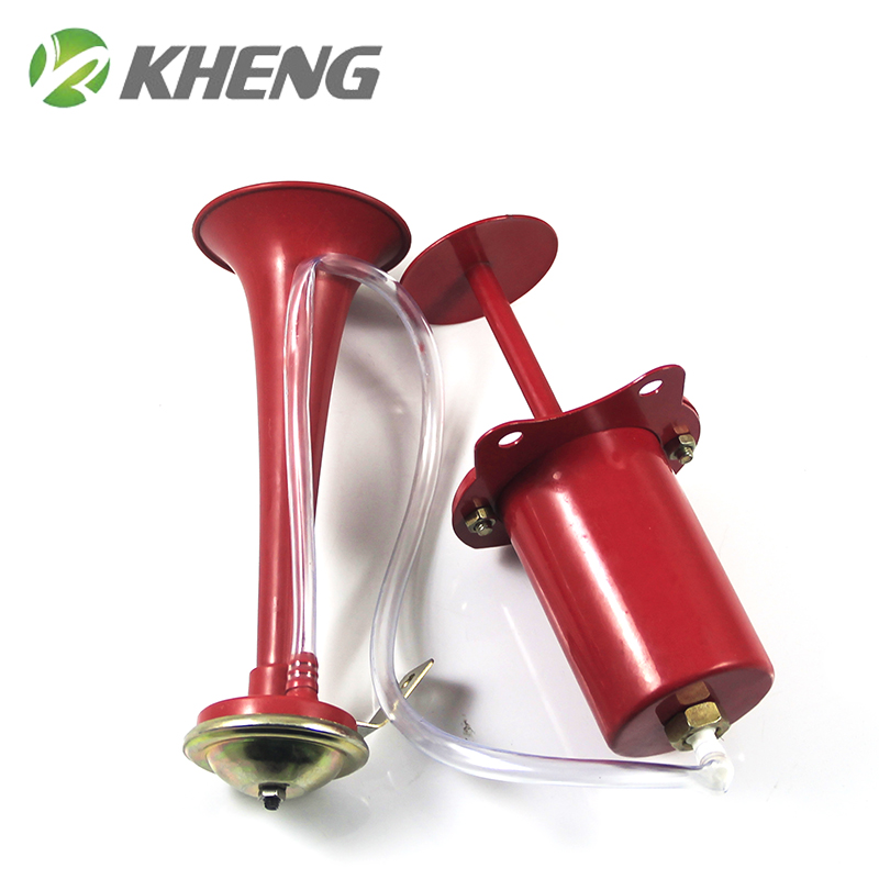 Kheng mountain bike bicycle siren speaker bell air horn ride 20x20cm easy install big voice green riding design manual operate(China (Mainland))