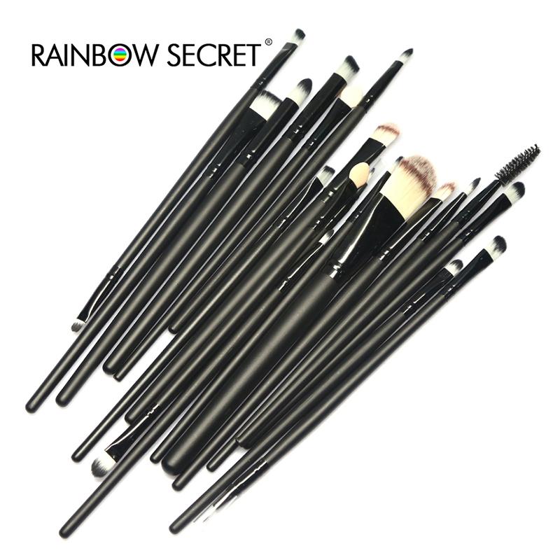 Stock Clearance !!! 20Pcs Makeup Brushes Professional Cosmetic Make Up Brush Set Powder Foundation Eyeshadow The Best Quality!(China (Mainland))