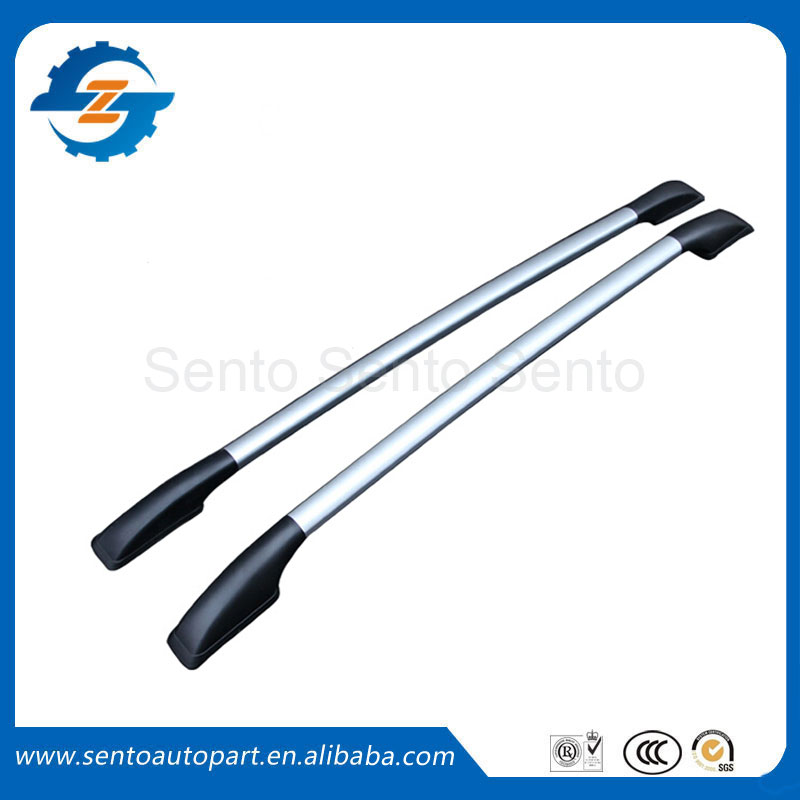 Hot Sale Black and Silver Color Aluminium alloy roof rack rail for Chevrolet TRAX 2010 2011 2012 2013 2014(China (Mainland))