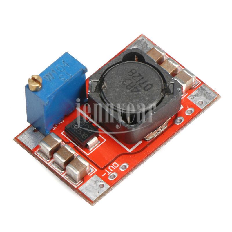 Power Adapter 25W Adjustable Converter/Charger DC 2.5~25V to 5~25V Boost Voltage Regulator for phone/Tablet PC/PSP/PDA/MP3/MP4 <br><br>Aliexpress