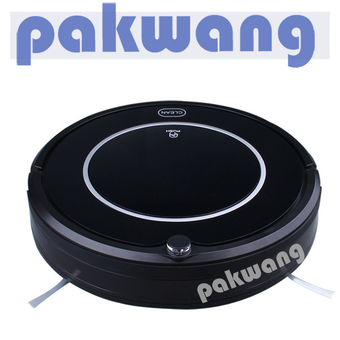 intelligent household robot vacuum cleaner robot cleaner sweeping mopping slim auto vacuum cleaner(China (Mainland))