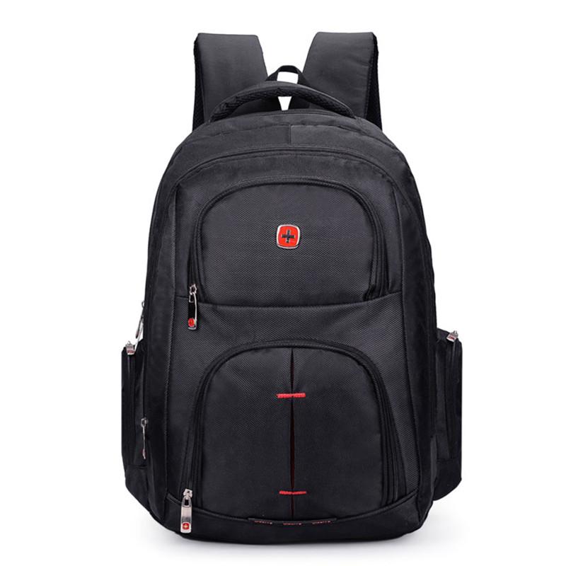 New 2016 Quality waterproof oxford swissgear Backpack Men 15 inch Laptop bag sac a dos mochila masculina swiss Travel backpack(China (Mainland))