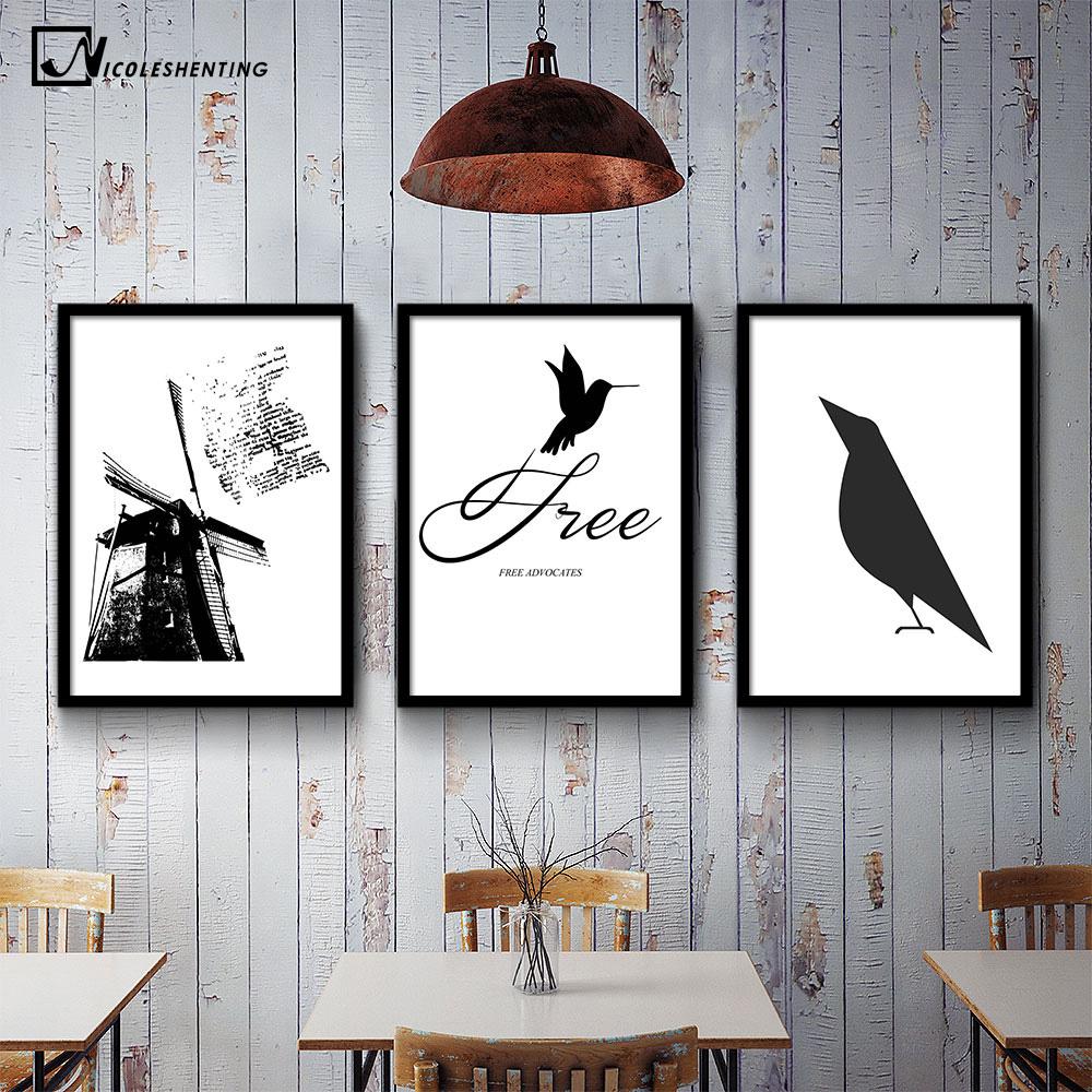 Bande dessin e corbeaux promotion achetez des bande for Art minimaliste citation