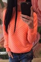 Plus Size Hot Sale New 2015 fashion blouse Women Long Sleeve  Shirt women Female sweater Casual Loose blouse Free Shipping