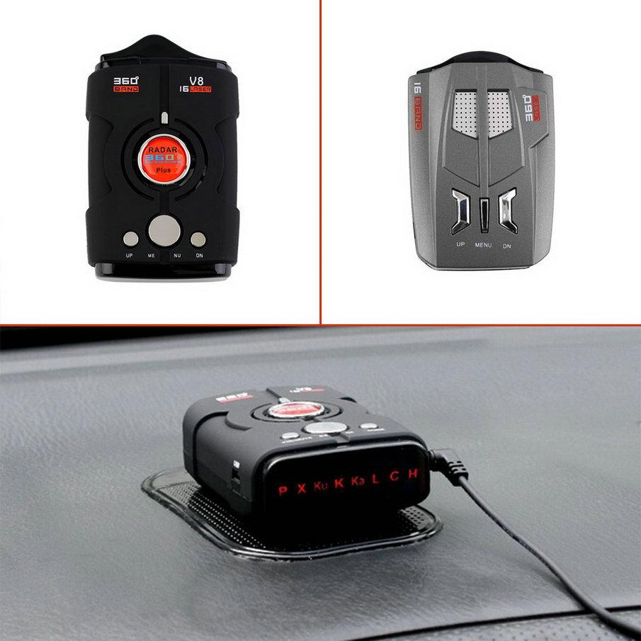 2015 new V9 12V Car Detector LED Display X K NK Ku Ka Laser Anti Radar Detector saleDrop Shipping<br><br>Aliexpress