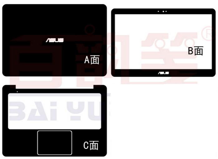 Waterproof scratch Laptop Carbon fiber Skin Cover guard For ASUS UX305 UX305FA UX305LA UX305CA UX305F U305F U305 U305FA 13.3<br><br>Aliexpress