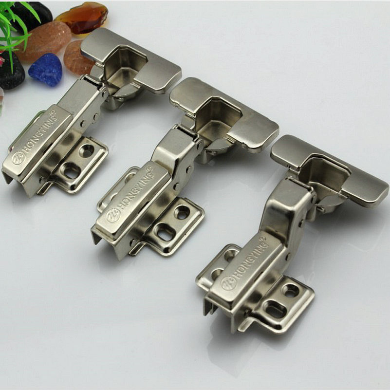 Germany Hung Ying hardware buffer hinge cabinet door aircraft hydraulic damping pipe Hinge a price(China (Mainland))