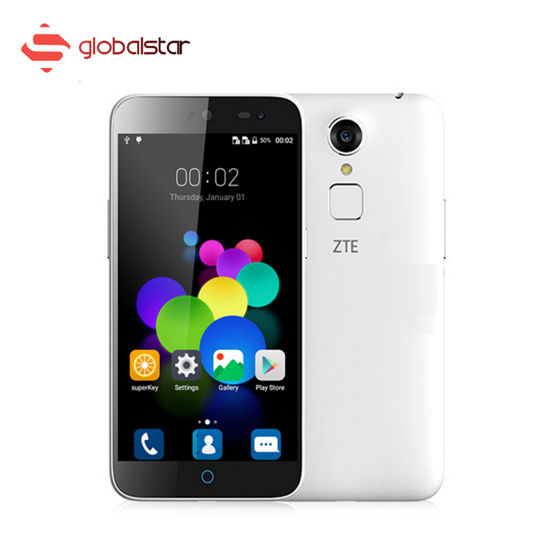 ZTE Blade A1 5.0 Inch MTK6735 Quad Core 4G Smartphone Android 5.1 Unlocked Cell phone 2GB+16GB Dual SIM Card Mobile Phone(China (Mainland))