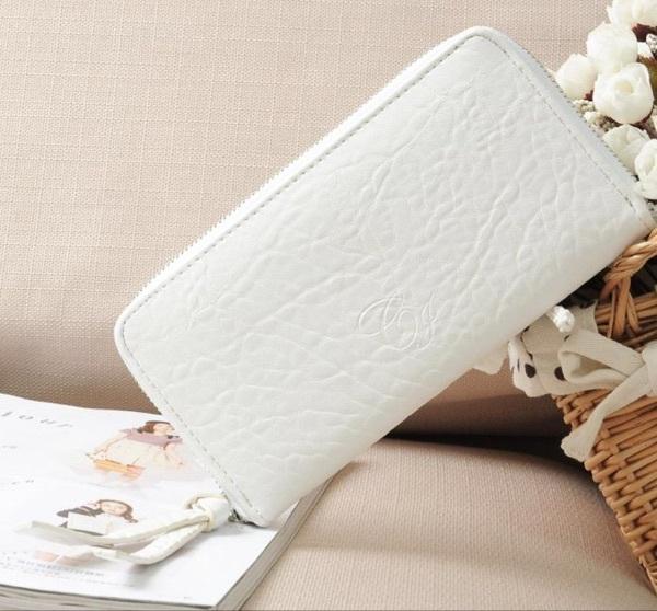 Высокая рекомендуемая краткая дизайн all-матч чистый белый мода леди сумка с высокой ...