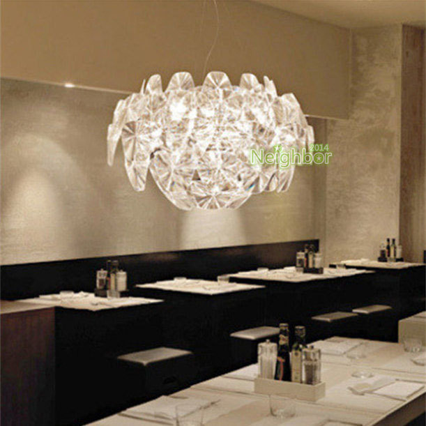 modern luceplan hope pendant light suspension hanging lamp living pendant lighting living room