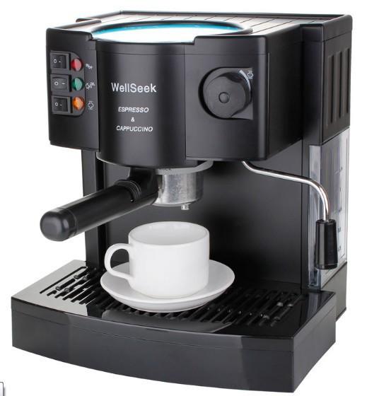 5 Cups Multi Function Automatic Espresso Machine Brand