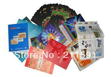A4 Printing Booklet ,Catalogue ,Brochure<br><br>Aliexpress