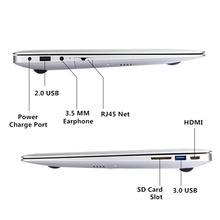 8GB Ram 64GB SSD Ultrathin Quad Core J1900 Fast Boot Running Windows 8 1 system Laptop
