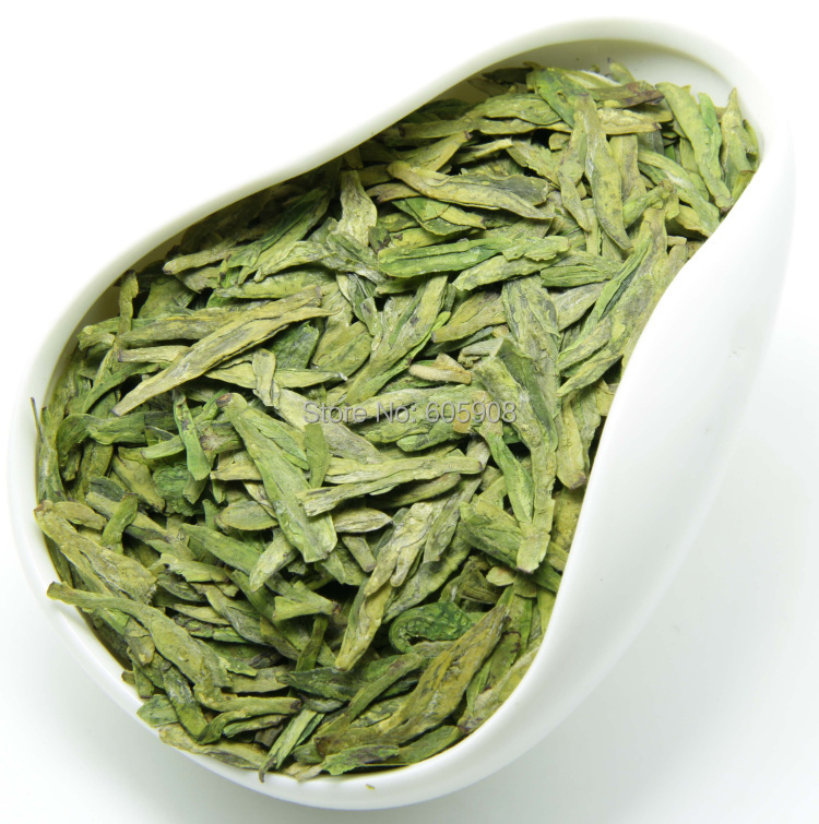 500g Supreme New Green Long Jing Dragon Well Green Tea