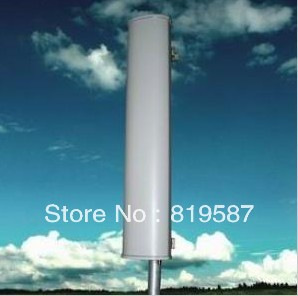 900MHz & 1800MHz 18dBi 65 Deg Sector Antenna(China (Mainland))