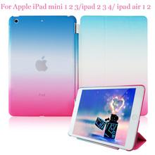 Smart cover case for ipad mini 2 3 Retina Case original flip fundas leather cases For iPad mini 4 2 3 flip cover for ipad 2 3 4(China (Mainland))