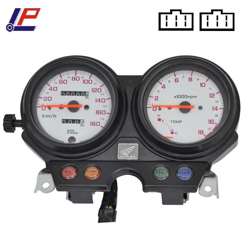 For CB250 Hornet250 CB 250 Hornet 97 98 99 Motorcycle Gauges Cluster Speedometer Tachometer Odometer Instrument Assembly
