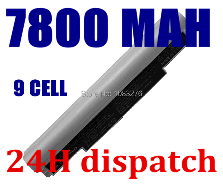Laptop Battery For Samsung N110 N120 N510 NC10 NC20 ND10 AA-PB6NC6E AA-PB6NC6W AA-PB8NC6B AA-PB8NC8B PL8NC6W BA43-00189A(China (Mainland))
