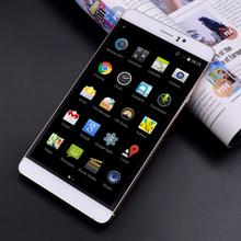 "US Stock 6.0"" Unlocked Quad Core Smartphone Android 4.4 MTK6580 RAM 512MB ROM 4GB 3G WCDMA QHD IPS GPS AT&T Dual Sim Phone JHM8(China (Mainland))"