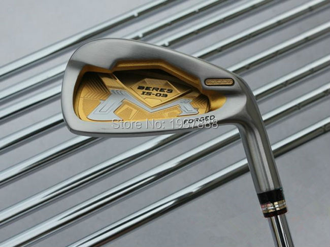 4 Star Honma IS-03 Irons OEM Golf Clubs Right Hand Honma IS-03 Golf Irons 5-11AwSw R/S-Flex Graphite/Steel Shaft With Head Cover(China (Mainland))