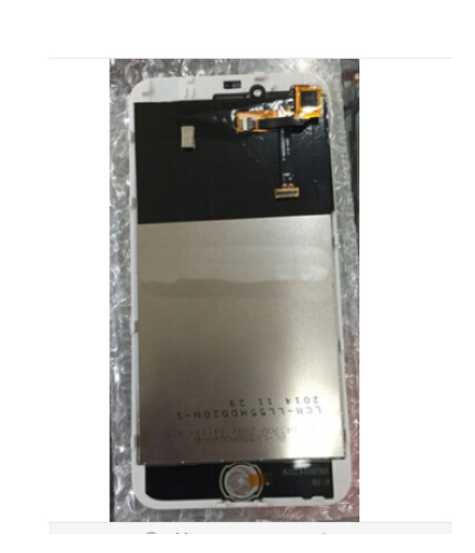 external touch screen display Capacitive Glass Panel C266005A01 A4 DC-66 for chinese MTK android phone GT-I9500 S4