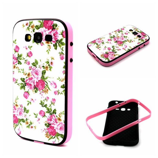 For Samsung Galaxy Grand Neo i9060 / Grand Duos i9082 Cases Colored Printed SGP Hybrid TPU & PC 2 in 1 Phone Case Silicone Cover(China (Mainland))