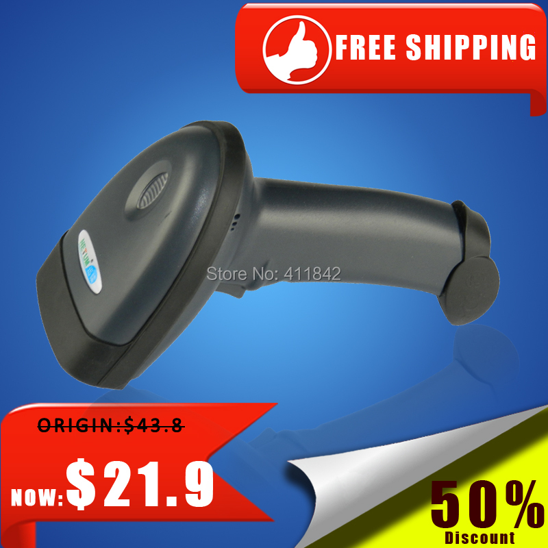 1d handheld laser barcode scanner barcode reader bar code reader usb pos scanners cheap NT-2011(China (Mainland))