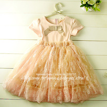 summer style Wholesale,baby girls tutu dresses,new 2015 summer kids clothes, 5pcs/lots (P2556021)