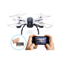 Lishitoys L6056 Mini Drone Profissional with WiFI Live 0.3MPCamera RC Quadcopter FPV Smart Phone Controlled Rc Helicopter Mode