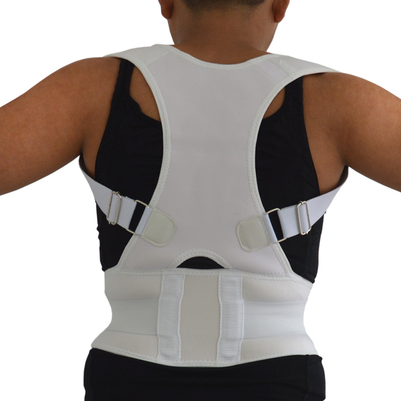 New product Posture Corrector for Women, Men & Kids Back Support Brace posture corrector Women Back Support Brace(China (Mainland))